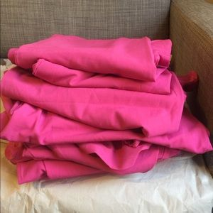 Pink jockey women nursing uniform pants